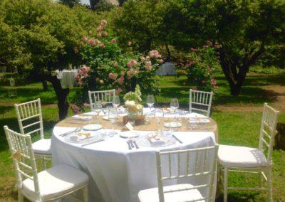 tavolo in giardino guroma